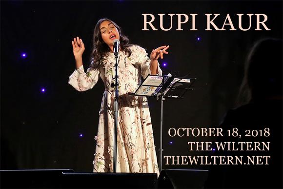Rupi Kaur at The Wiltern