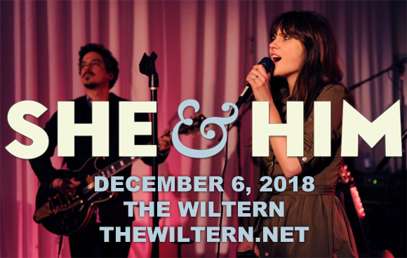She And Him at The Wiltern