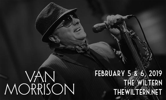 Van Morrison at The Wiltern