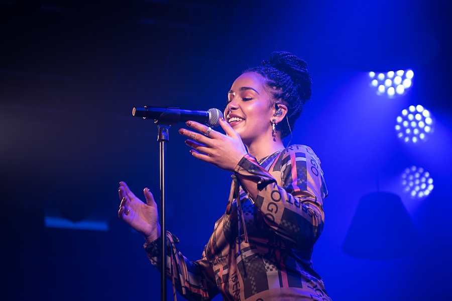Jorja Smith at The Wiltern