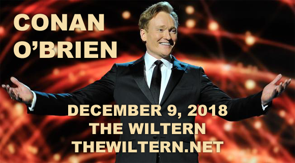 Conan O'Brien at The Wiltern
