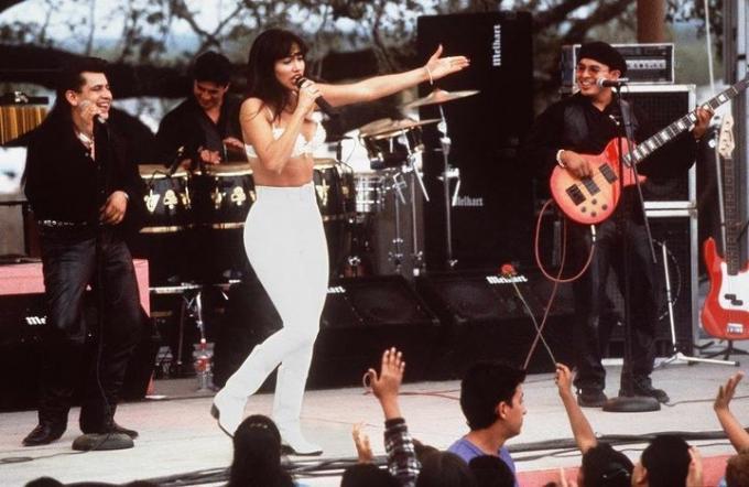 Selena - Film at The Wiltern