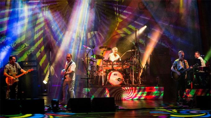 Nick Mason's Saucerful of Secrets at The Wiltern