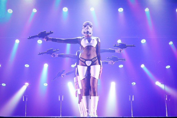 The Empire Strips Back at The Wiltern