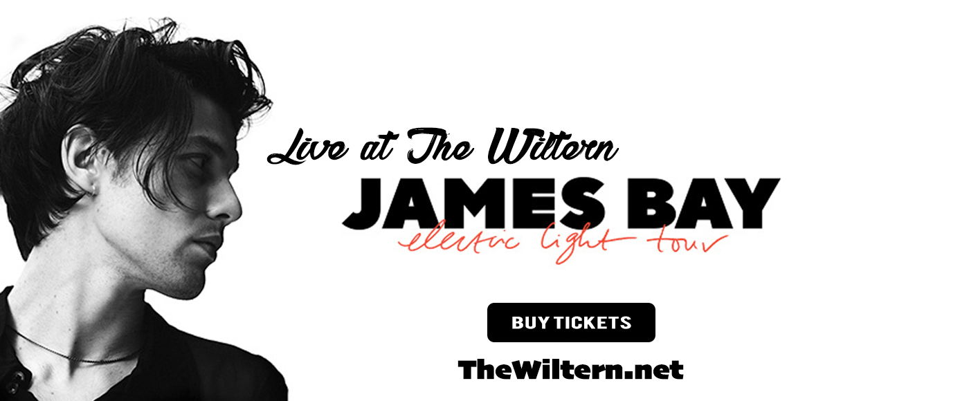 James Bay at The Wiltern
