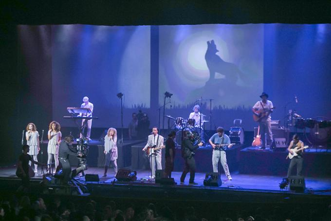 Stop Making Sense at The Wiltern