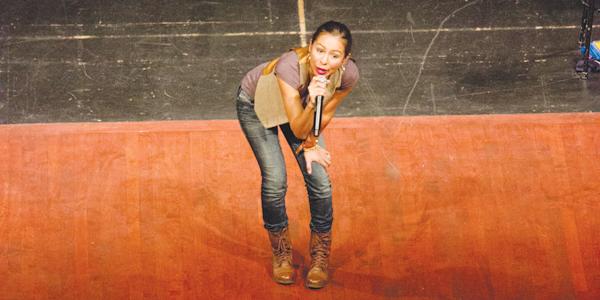 Anjelah Johnson at The Wiltern