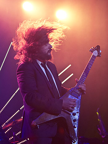Jim James at The Wiltern