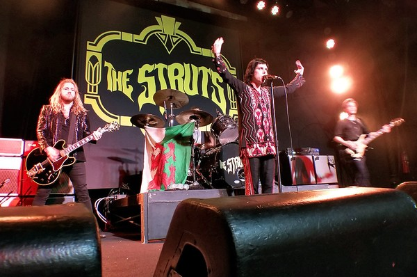 The Struts at The Wiltern