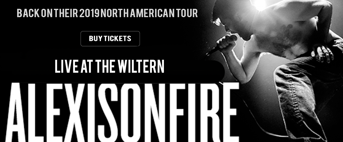 Alexisonfire at The Wiltern