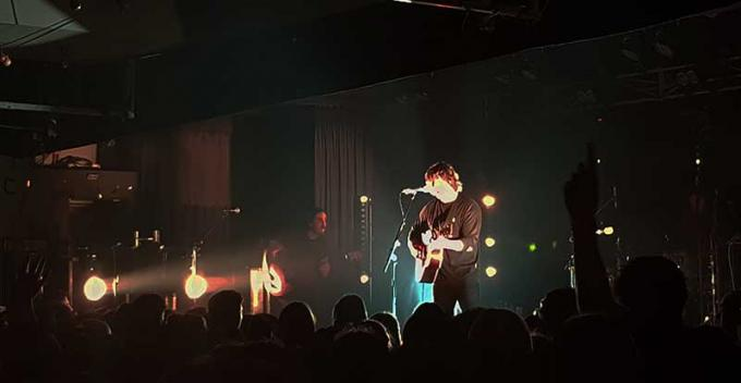 Dean Lewis at The Wiltern