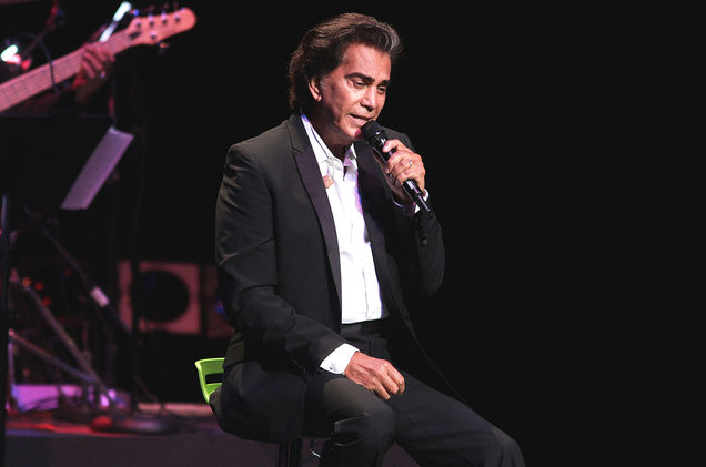 Jose Luis Rodriguez at The Wiltern