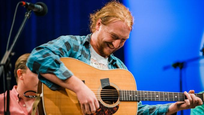 Tyler Childers at The Wiltern