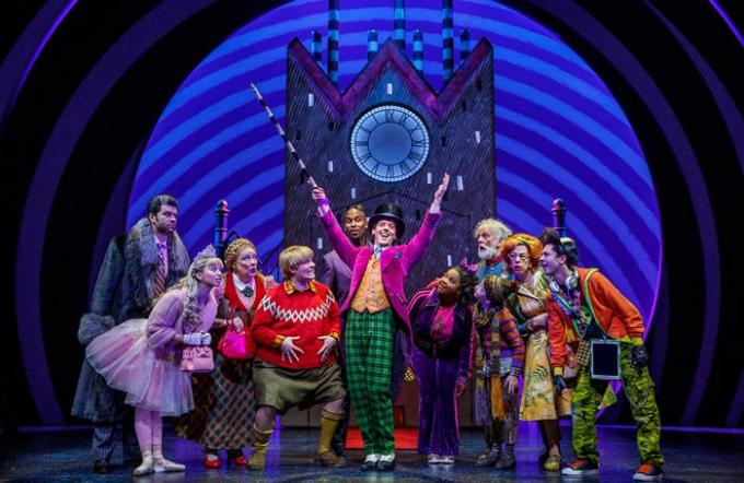 Charlie and The Chocolate Factory at The Wiltern