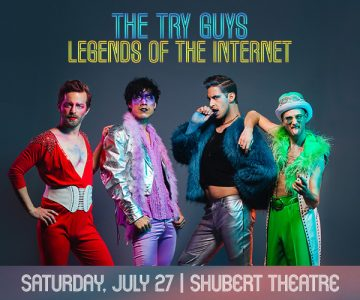The Try Guys at The Wiltern