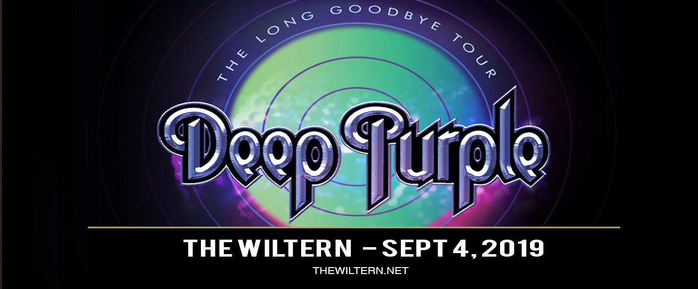 Deep Purple at The Wiltern