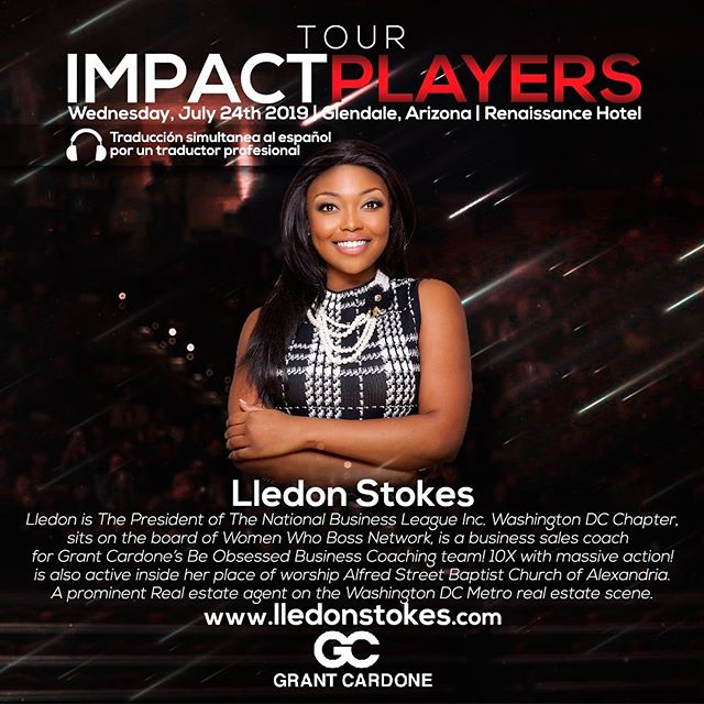 Impact Players Tour at The Wiltern