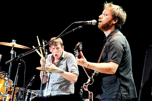 The Black Keys at The Wiltern