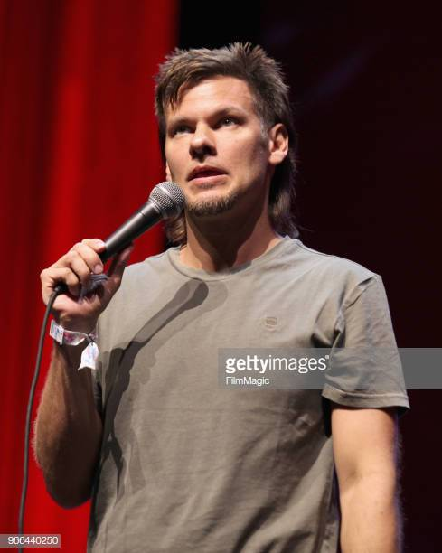 Theo Von at The Wiltern