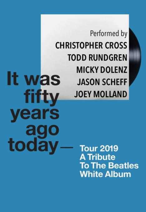 It Was 50 Years Ago Today - A Tribute to the Beatles' White Album at The Wiltern