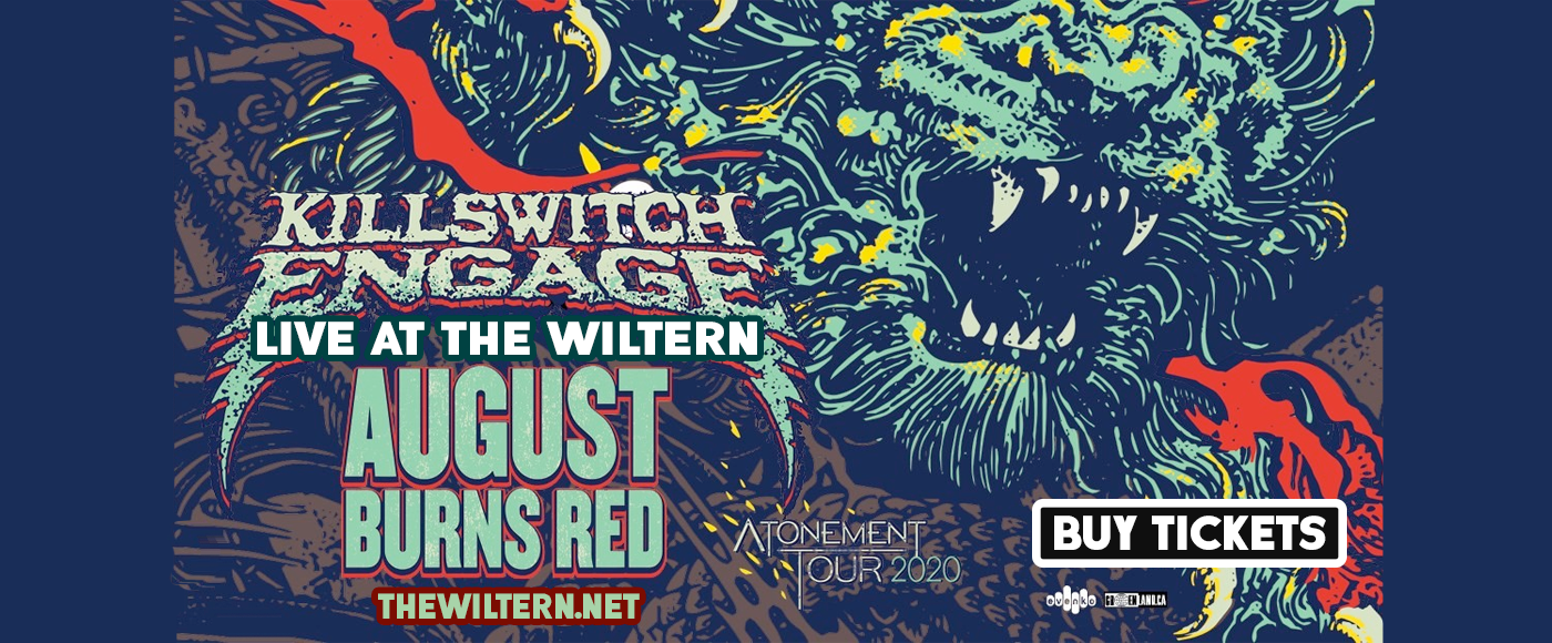 Killswitch Engage & August Burns Red at The Wiltern