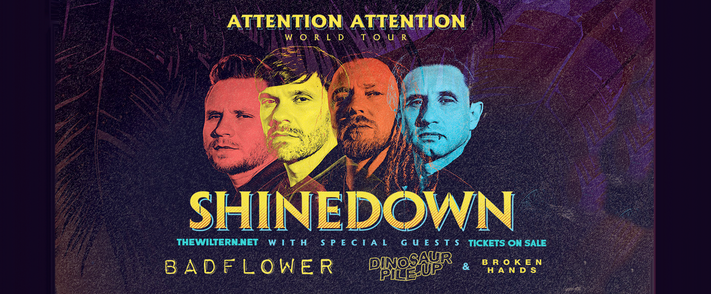 Shinedown at The Wiltern