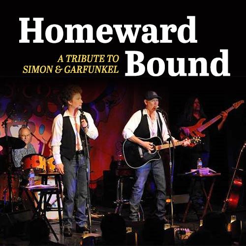Homeward Bound - Simon And Garfunkel Tribute at The Wiltern