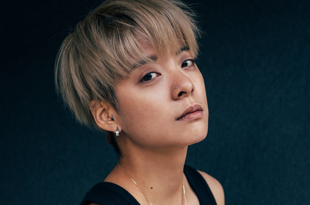 Amber Liu at The Wiltern