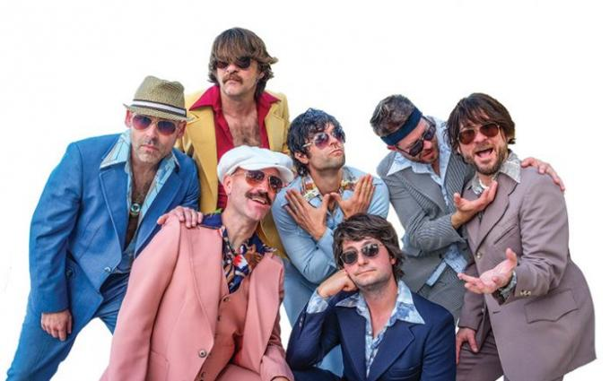 Yacht Rock Revue at The Wiltern