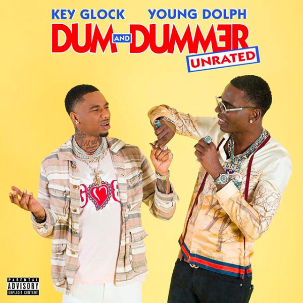 Young Dolph & Key Glock at The Wiltern