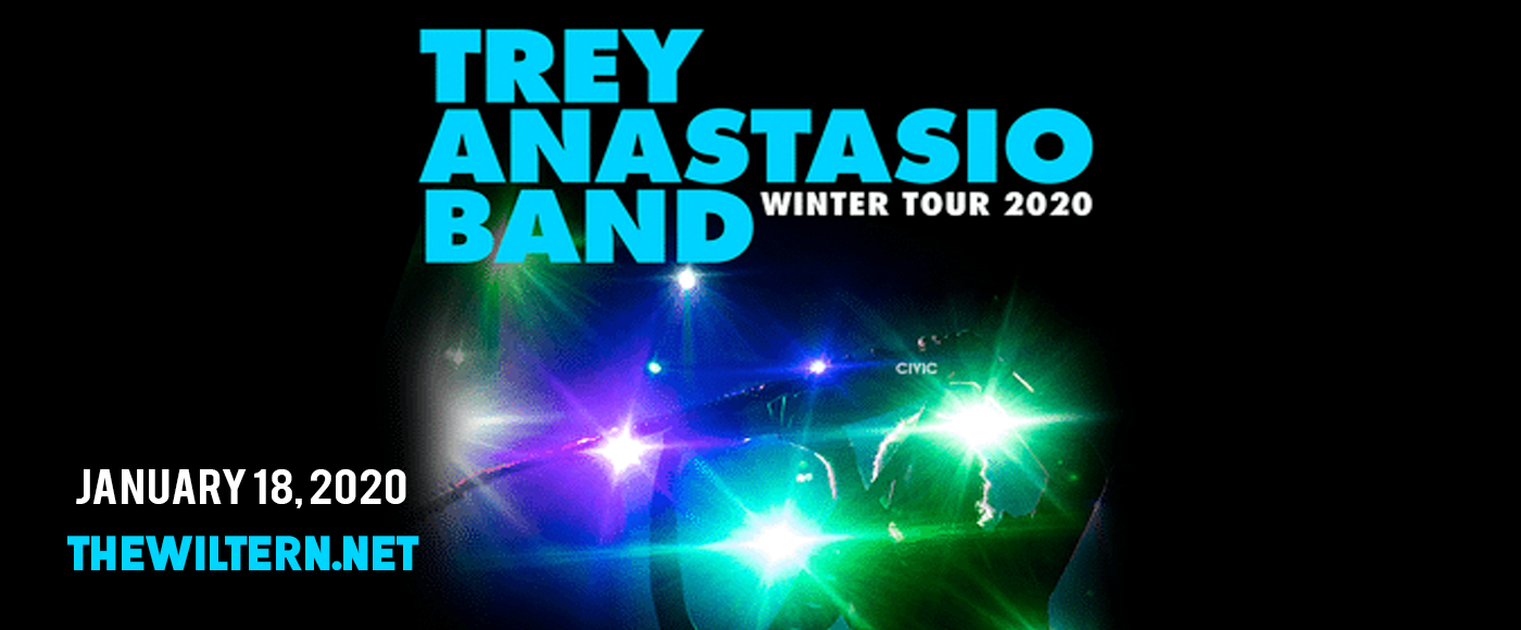 Trey Anastasio at The Wiltern