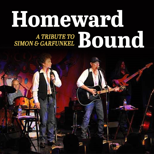 Homeward Bound - Simon And Garfunkel Tribute at The Wiltern