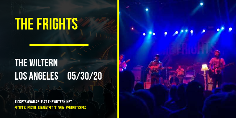 The Frights [POSTPONED] at The Wiltern