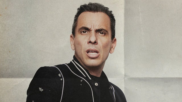 Netflix Is A Joke Festival: Sebastian Maniscalco [CANCELLED] at The Wiltern