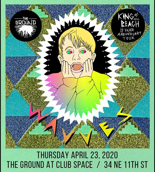 Wavves & SadGirl [CANCELLED] at The Wiltern