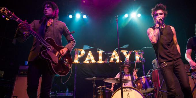 Palaye Royale at The Wiltern
