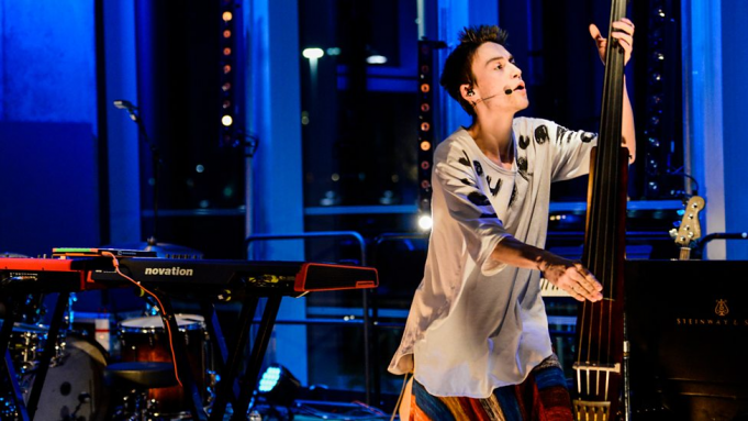 Jacob Collier at The Wiltern