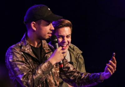 Tiny Meat Gang Tour: Cody Ko & Noel Miller [CANCELLED] at The Wiltern