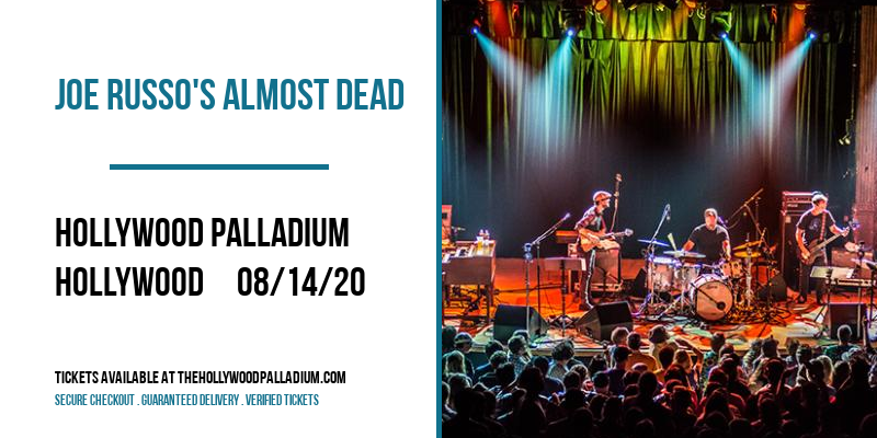 Joe Russo's Almost Dead [CANCELLED] at The Wiltern