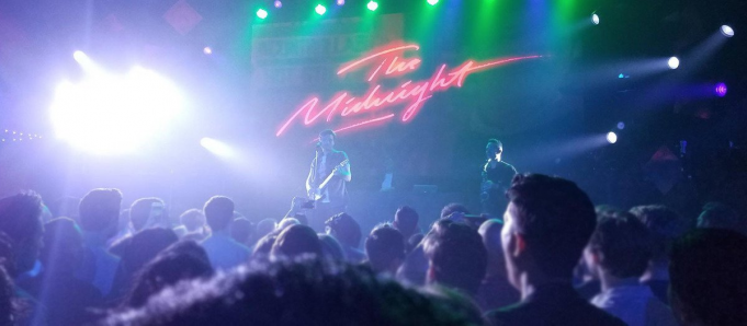 The Midnight at The Wiltern