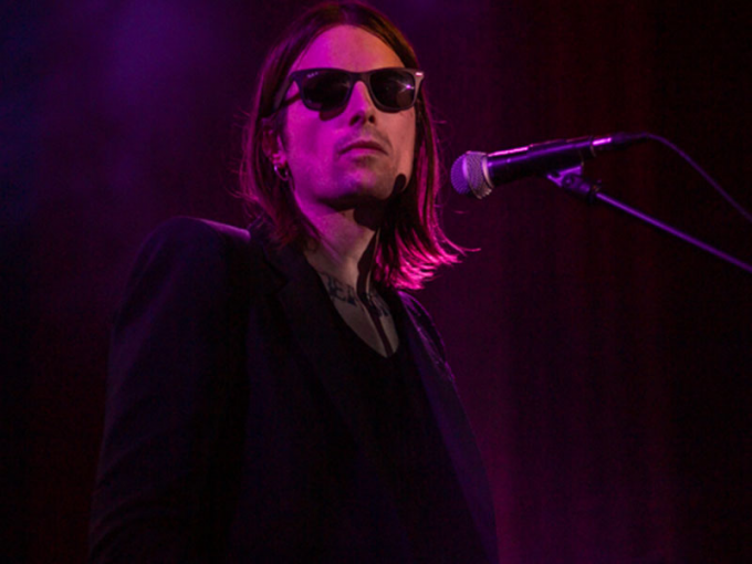 Cold Cave at The Wiltern