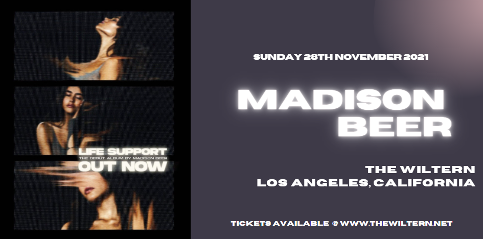 Madison Beer at The Wiltern