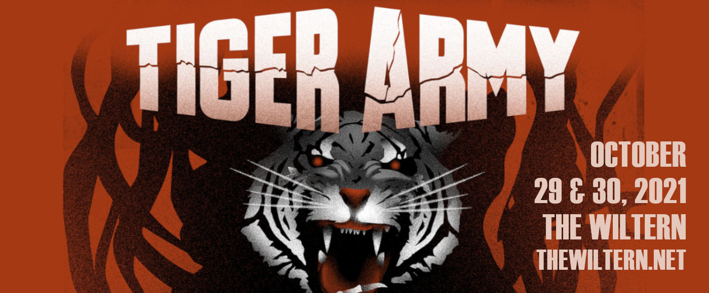 Tiger Army at The Wiltern