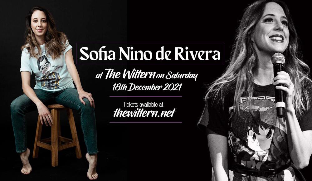 Sofia Nino de Rivera at The Wiltern