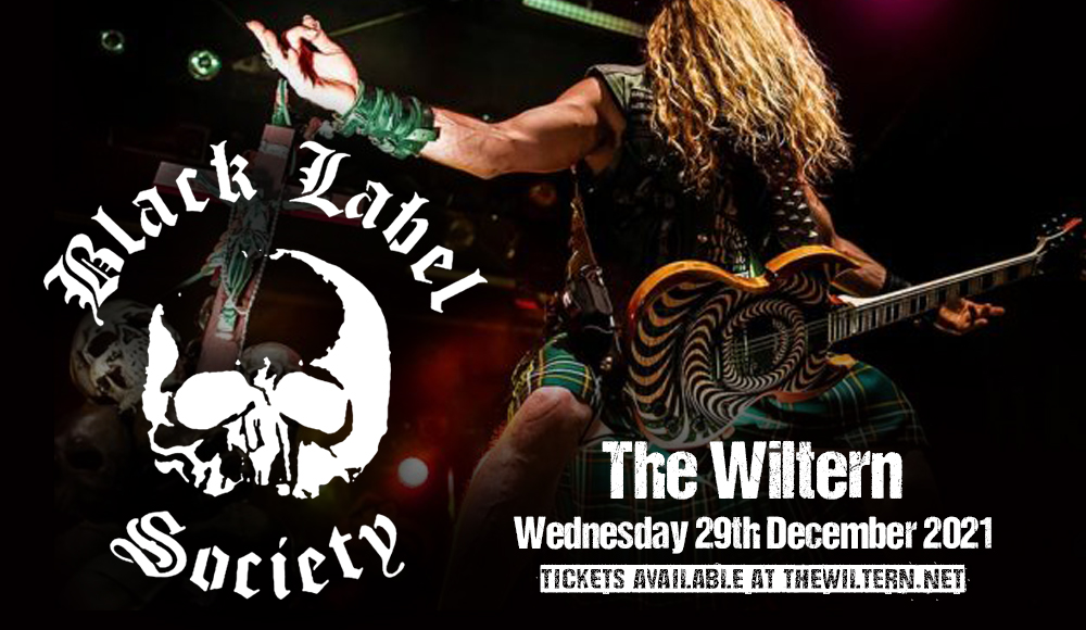 Black Label Society at The Wiltern