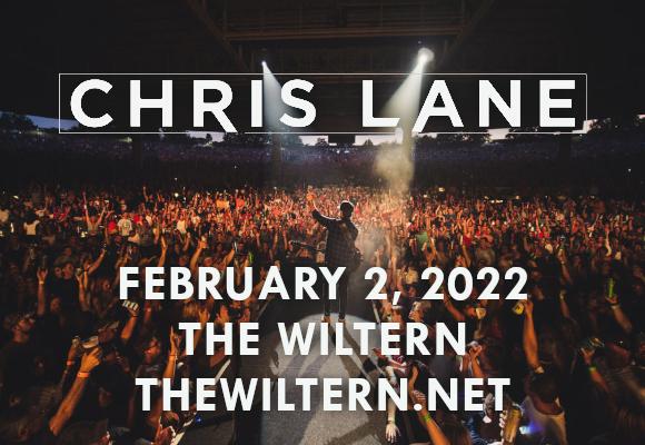 Chris Lane at The Wiltern