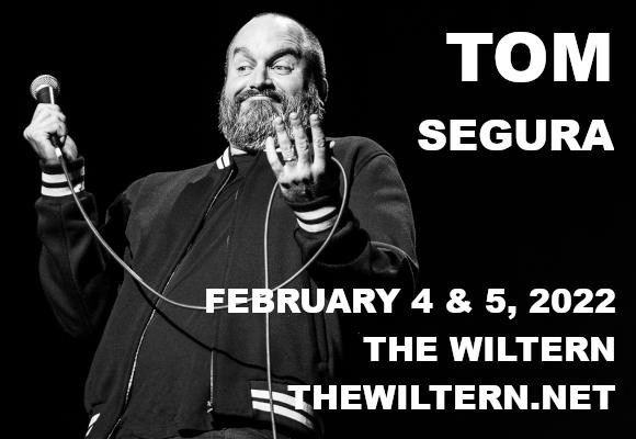Tom Segura at The Wiltern