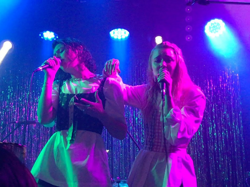 Aly & AJ: A Touch of the Beat Tour at The Wiltern