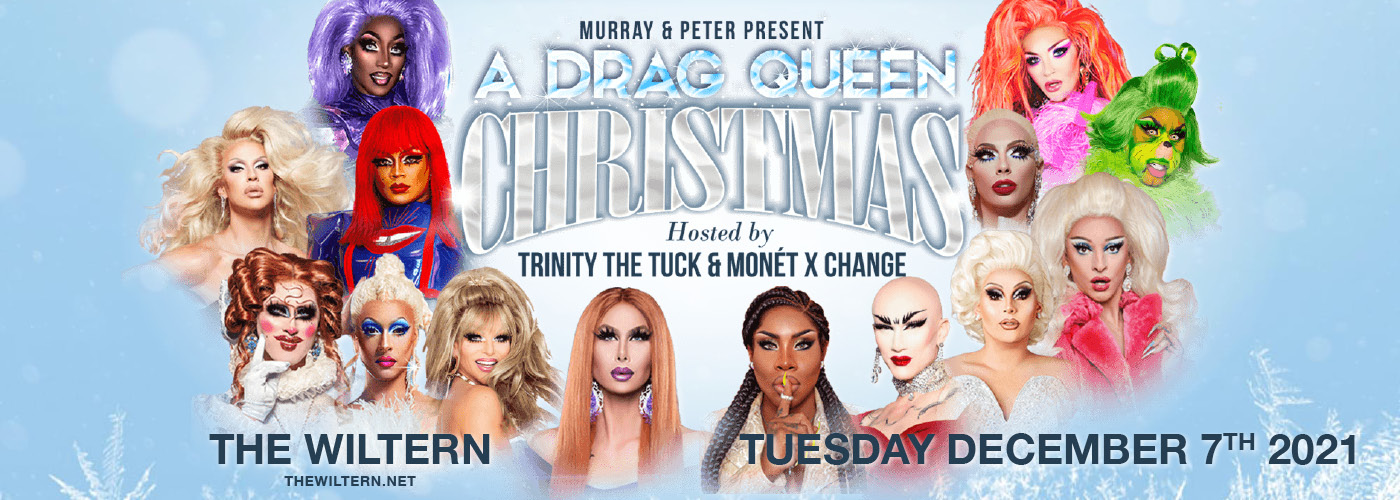 A Drag Queen Christmas: The Naughty Tour at The Wiltern