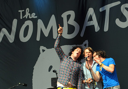 The Wombats at The Wiltern